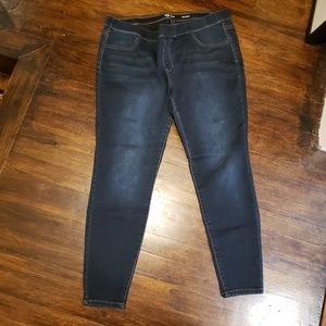 Style & Co. Jeggings skinny jeans 18W